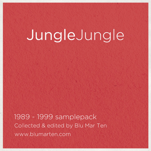 JungleJungle Sample Pack
