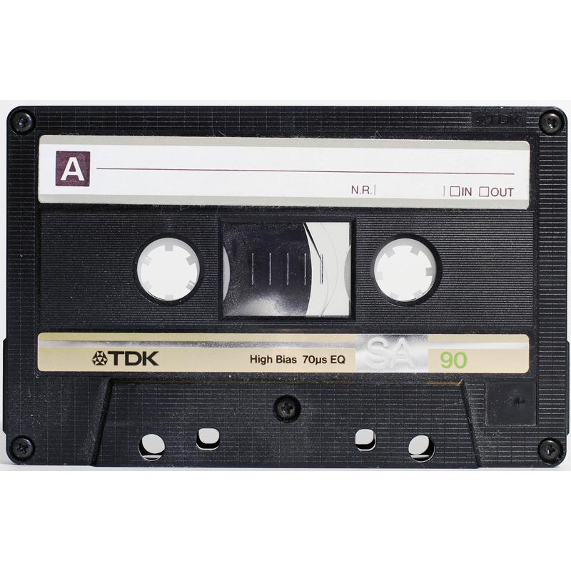 Blu Mar Ten Tapes