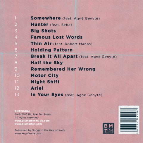 Famous Lost Words CD