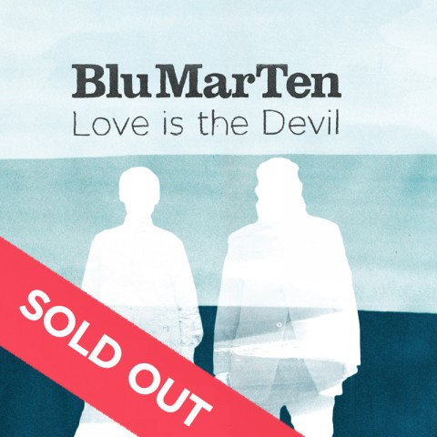 Blu Mar Ten – Love Is The Devil CD