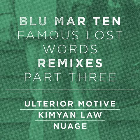 Famous Lost Words Remixes: Part 3