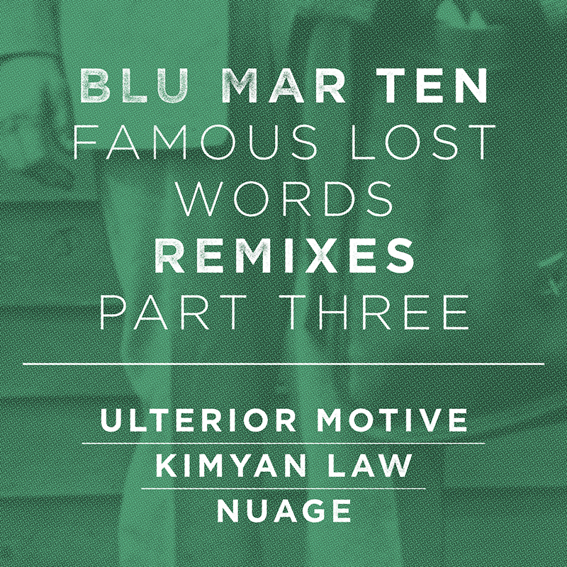 Famous Lost Words Remixes Part 3