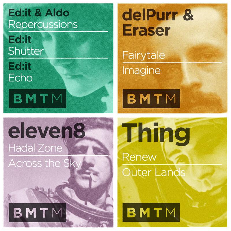 BMTM Vinyl Bundle