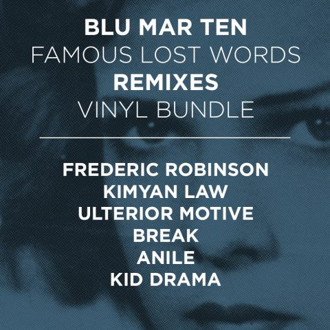 Famous Lost Words Remixes – Vinyl Bundle