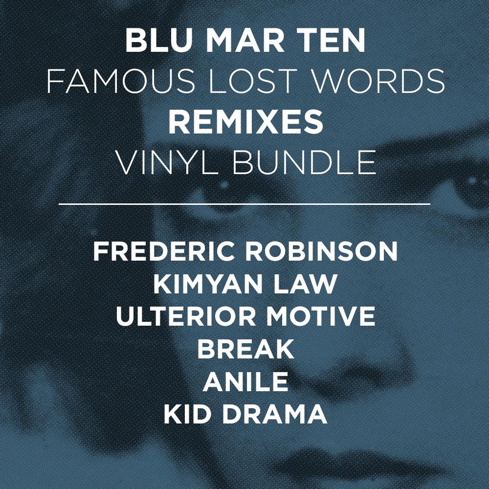 FLW remixes vinyl bundle