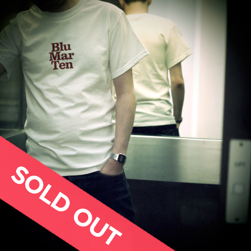 White Tee Sold Out