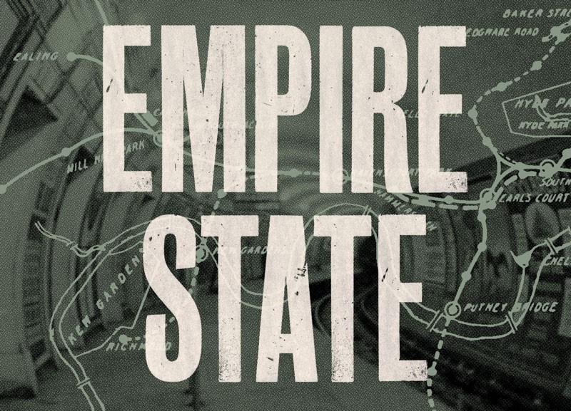 Empire State Postcard