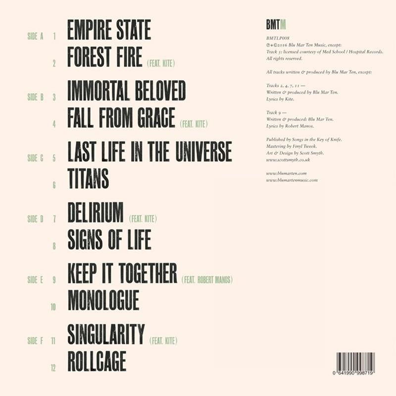 Blu Mar Ten – Empire State