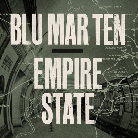 Blu Mar Ten – Empire State CD