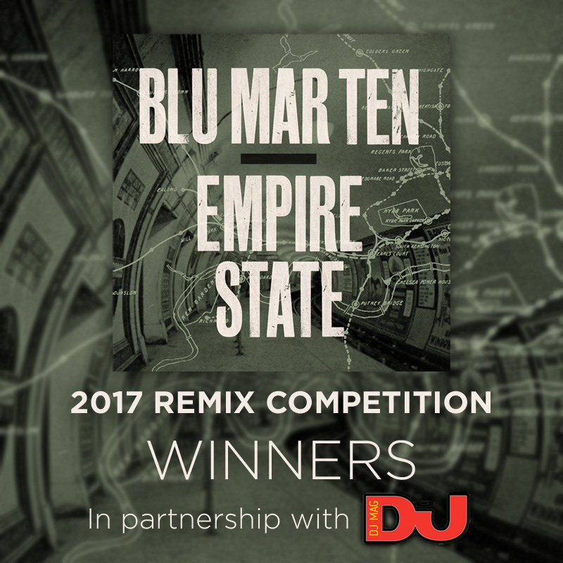 Empire State Remix Competition Winners