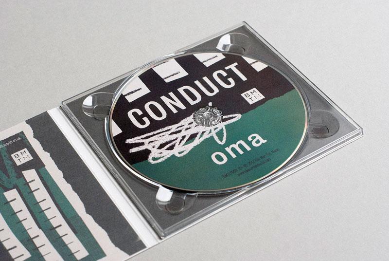 Conduct – Oma – CD