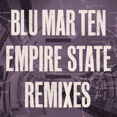 Blu Mar Ten – Empire State Remixes CD