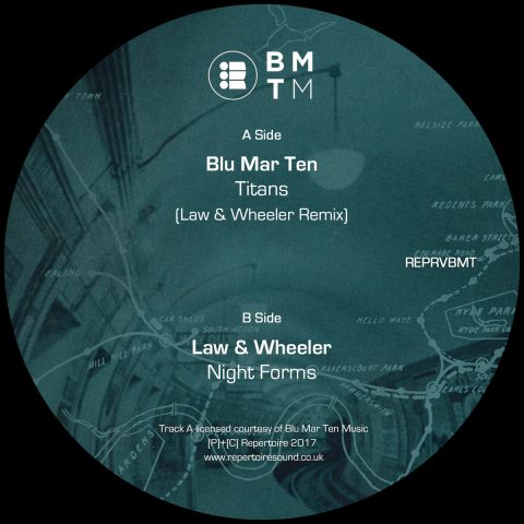Blu Mar Ten – Titans (Law & Wheeler Remix)